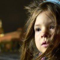 дочь на красной площади :: вадим