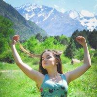 в горах :: Валерия Бунак