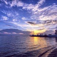 Ласковое Азовское море... :: Александр Сергеевич