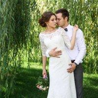 Динара и Толя :: Марина Семенкова