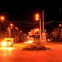 Ночная дорога :: Ольга Чазова