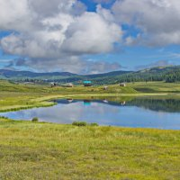 Высокогорное озеро :: val-isaew2010 Валерий Исаев