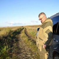 Так вот ты какая - старинная дорога... :: Дмитрий Петренко