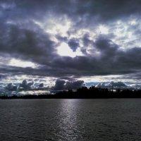 Небо над Финским заливом :: Александра Кускова
