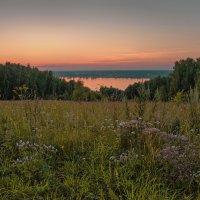 Летний теплый вечер :: Владимир Макаров