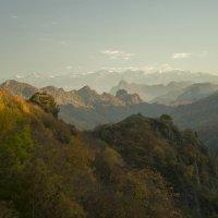 Вид с горы Шоан :: Евгений Khripp