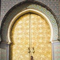 золотые двери в будущее :: Yana Fizazi