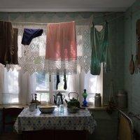 На кухне шестидесятых :: Татьяна Копосова