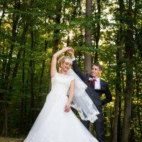 Репетиция первого свадебного танца :: Наталия Квас