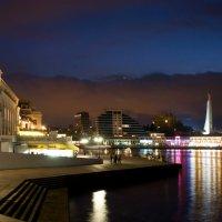 Вечер в Севастополе :: Игорь Юрьев