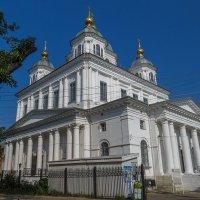 Казанский девичий монастырь в Ярославле :: Сергей Цветков