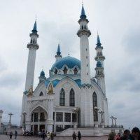 Мечеть Кул-Шариф :: Елена Павлова (Смолова)