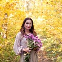 Золотая осень :: Анна