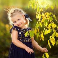 Принцесса Осень :: Елена Рябчевская