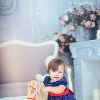 Детская фотосессия в Самаре :: марина алексеева