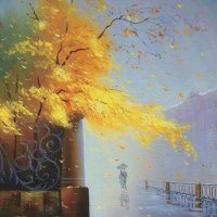 Наступила осень. :: Александр Атаулин