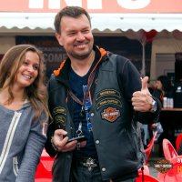 Фестиваль St. Pitersburg Harley Days 2016 :: Илья Кузнецов