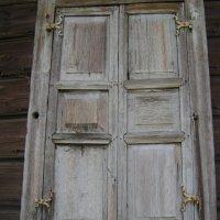 Старое окно :: Марина Домосилецкая