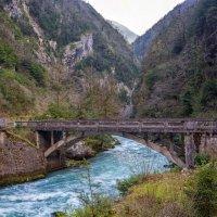 Старый мост :: Ольга