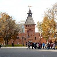 На территории  Тульского Кремля. :: Мила