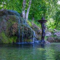 Парк в Нижнекамске :: Сергей Тагиров