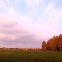 Под небом октября :: Татьяна Ломтева