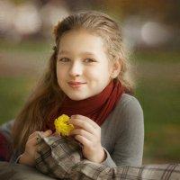 Дарья, осенняя краса :: Наталья Шатунова