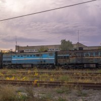 локомотив :: Владимир Болдырев