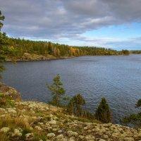 Ладожское озеро :: Елена Решетникова