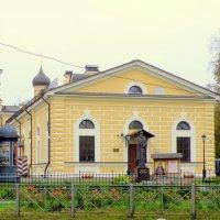 Церковь преподобного Серафима Саровского  /2/ :: Сергей