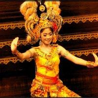 тайский танец :: Таня