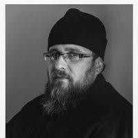 Священник Андрей :: Ирина Малышева