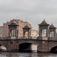 Старо-Калинкин мост :: Валерий Смирнов