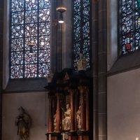 St. Lambertus Kirche Düsseldorf, Altstadt :: Witalij Loewin