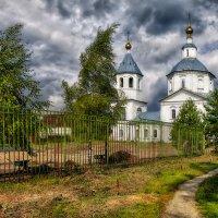 Богоявленская церковь :: mila