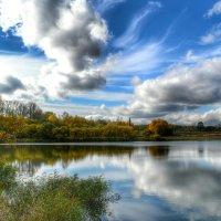 Осень на Смоленщине (2) :: Милешкин Владимир Алексеевич