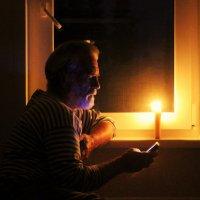 Ночной звонок :: Сергей Чиняев