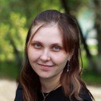 такая я :: Анюта Плужникова