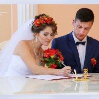 свадьба :: Анюта Плужникова