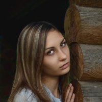 Портрет девушки :: Ирина Голубятникова