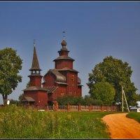 Церковь Иоанна Богослова на Ишне, 1687-1689 :: Дмитрий Анцыферов
