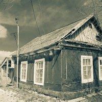 дом прабабушки :: ирина