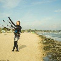 ..., а он танцует и на берегу :: Александр