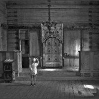 в древнем храме :: Дмитрий Анцыферов
