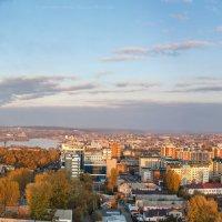 Осенний Иркутск :: Алексей Белик