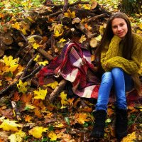 Осень :: Анна