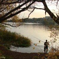 Вечерняя рыбалка :: °•●Елена●•° Аникина♀