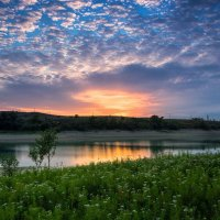 Закат по крымски :: Ольга