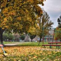 Осень.HDR :: Сергей Терещенко
