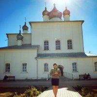 Кременской монастырь :: Татьяна Королева